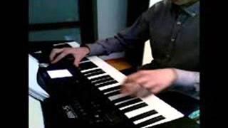 ATC-Around The World keyboard cover Roland BK5