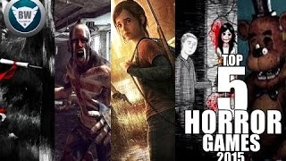 Top 10 -upcoming_ horror\ games 2017 [ PS4 / PC / (Xbox One)