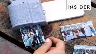 Turn Your Phone Into a Polaroid Camera