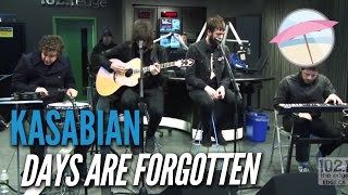 Kasabian - Days Are Forgotten (Live at the Edge)