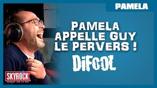 Pamela appelle Guy le pervers en direct #LaRadioLibre