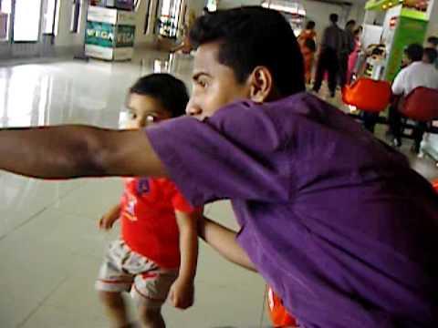 dhaka airport.ASF