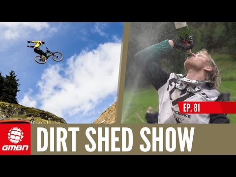 "The Hardest Ever DH Track""! 