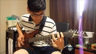 Beethoven's C*** Guitar Cover - Serj Tankian