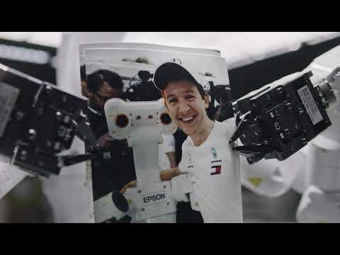 #BertieTheRobot
