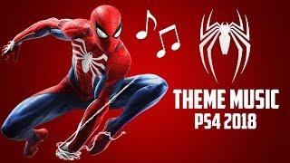 Spider-Man Theme Music (PS4 2018)