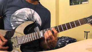 The Offspring - Pretty fly for a white guy (Guitar Cover) HD