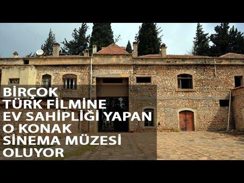 Kibar Feyzo'nun Çekildiği Tarihi Konak 'Sinema Müzesi' Olacak