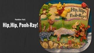 Hip,Hip,Pooh-Ray! Jim Shore