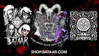 BatAAr Merch Store IS OPEN!!