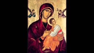 نحن عبيدك يا والدة الإله