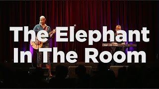 The Elephant in the Room | Music Videos | The Axis Of Awesome