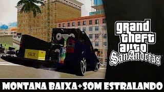 Montana Baixa+Som Estralando - Louco de Refri (Eu Fiquei Louco) - Gta San Brasil ‹ Porto Gameplays ›
