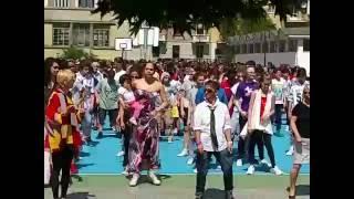 Flash mob 9 giugno 2016