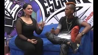 Mega entrevista a El Ejemplo Lirical escala tv (ame 47)