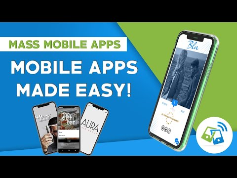 Mass Mobile Apps Innovative Marketing Solutions for Small & Medium-sized Enterprises.