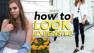 How to Make Cheap Clothes Look Expensive!