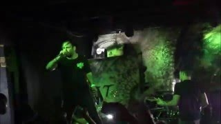 After the Burial - Lost in the Static - Live in Austin - Dig Deep