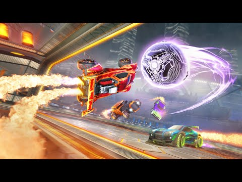 WTFF::: New Rocket League Mode Turns the Ball Into a Goal-Seeking Missile