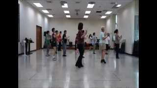 TWISTING THE MOOD - Line Dance