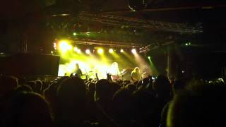 Megadeth  Foreclosure of a dream Den Atelier 13/06/2012