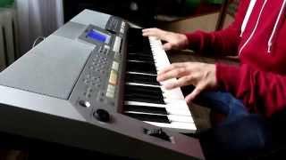 New World Sound & Thomas Newson - Flute (Original Mix) piano cover