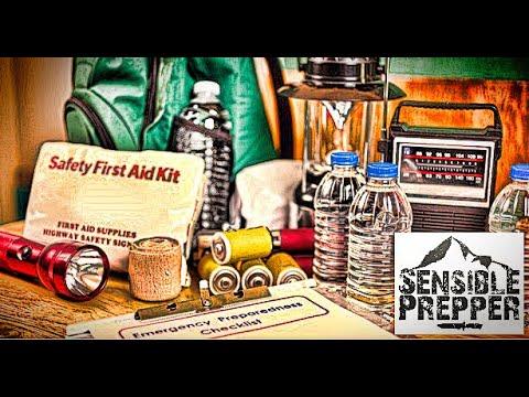 Family Disaster Supplies Kit  Home & Auto