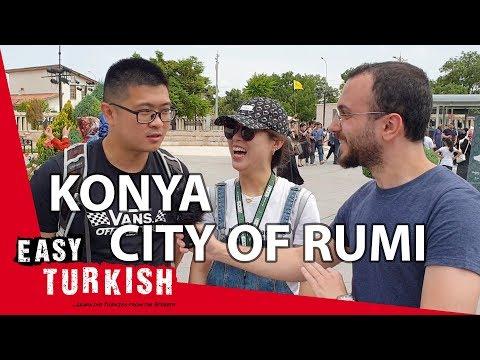 Konya: the city of Rumi | Easy Turkish 11 photo