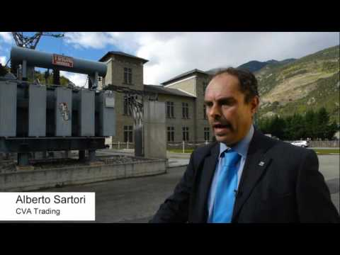MARTINI Energized by Hydropower from the Italian Alps
