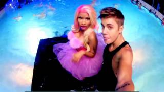 Justin Bieber FT Nicki MINAJ Beauty And A Beat (audio)