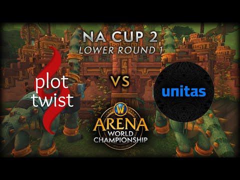 Plot Twist vs Unitas | Lower Round 1 | AWC Shadowlands NA Cup 2
