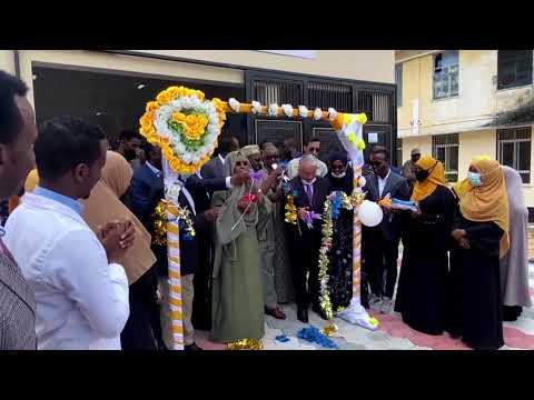 Somalia opens first public oxygen plant