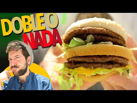 ¡DOBLE O NADA! Los clásicos Big Mac y McPollo de McDonald's ahora con DOBLE CARNE ¿Merecen la pena?
