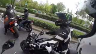 "balade moto Z750 ""Les beaux jours arrivent"" [ GoPro hero 3+]"
