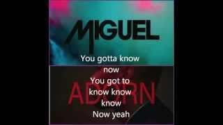 Miguel Adorn (Lyrics)