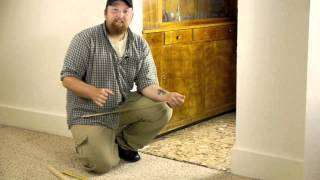 Carpet-to-Tile Doorway Transitions