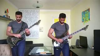 Dragonforce - Through The Fire and Flames Guitar Solo