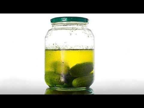 Stop Throwing Pickle Juice Out, Instead Drink It.  Here's Why