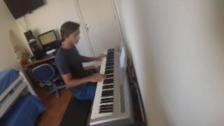 Ed Sheeran - How Would You Feel (Piano Cover)