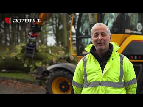 John Cooper Recycling about Rototilt®