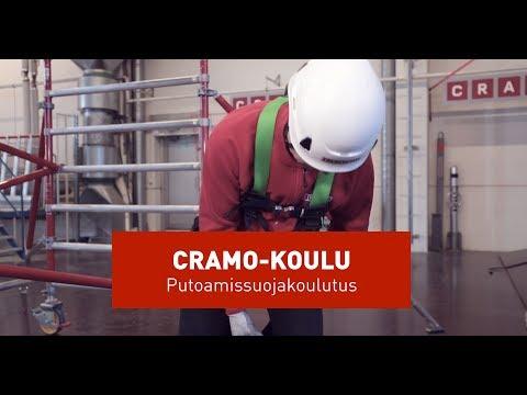 Cramo-Koulu – Putoamissuojauskoulutus