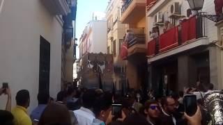 VIRGEN DEL ROCÍO. LUNES SANTO DE 2017 EN SEVILLA