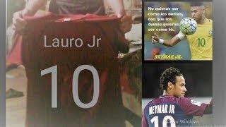 Lauro Jr Love always Neymar Jr (New song)