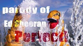 ED Sheeran - Perfect (T-Rex Parody)