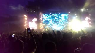 Lean On (Tiësto & MOTi Remix) @ ElectroBeach Festival Music 12/07/2015