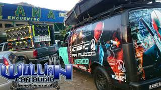 CHAMBEA CAR AUDIO WUILLIANCARAUDIO DJ ALEJANDRO 2018