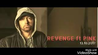 Eminem ft. Pink Revenge (official Audio)