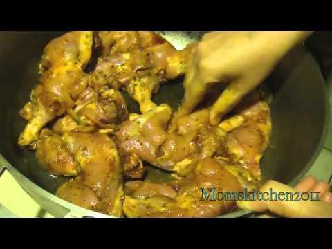 pakistani chicken legs