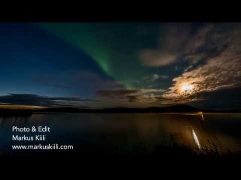 Autumn and Spring – The best Aurora Seasons in Finland