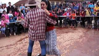 Dança da Comadre Maria e do Compadre José